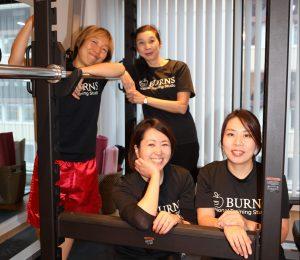 BURNS staff member
