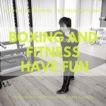 初めてのボクシングフィットネス